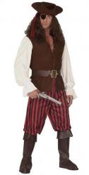 Déguisement roi des pirates homme