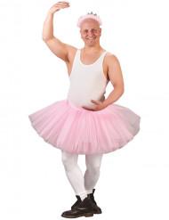 Tutu danseuse de ballet homme