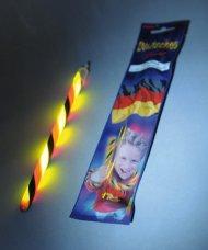 Bâton lumineux Allemagne 20 cm