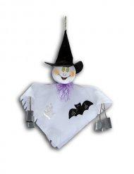 Décoration à suspendre petit fantôme Halloween