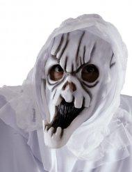 Masque fantôme blanc adulte