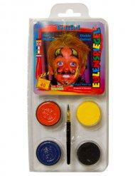 Kit de maquillage démon Halloween