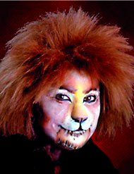 Nez de lion en latex