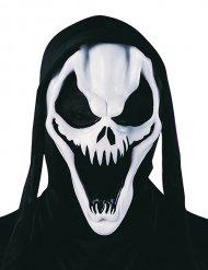 Masque squelette vampire adulte