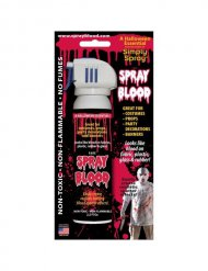 Spray faux sang textile 74ml
