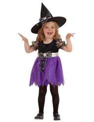 Déguisement petite sorcière fille