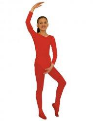 Body manches longues rouge enfant