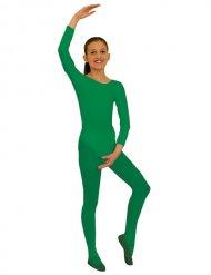 Body manches longues vert enfant
