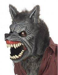 Masque articulé loup garou ani-motion™ adulte
