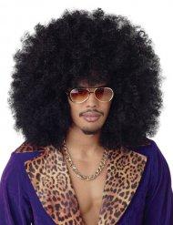 Perruque afro maxi noire