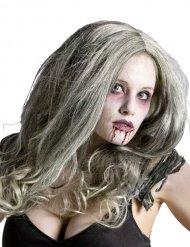 Perruque de reine zombie femme