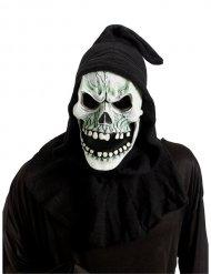Masque squelette hurlant adulte