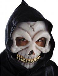 Masque squelette phosphorescent