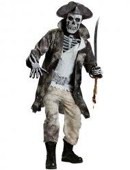 Déguisement pirate fantôme Halloween homme