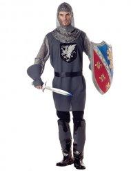 Déguisement chevalier cotte de maille homme