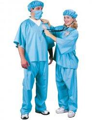 Déguisement chirurgien adulte