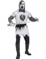 Déguisement chevalier-zombie homme