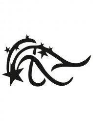 Self-Adhesive Stencils Star Trail