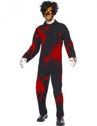Déguisement poupée psychopathe adulte Halloween