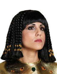 Perruque égyptienne de Cléopâtre femme