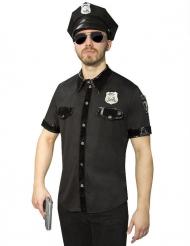 Déguisement officier de police Homme