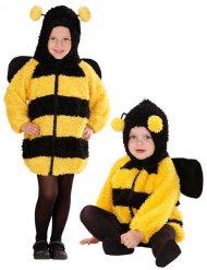 Déguisement abeille en peluche bébé