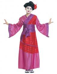 Déguisement geisha chinoise enfant