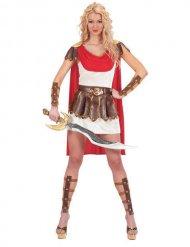 Déguisement gladiateur romaine femme
