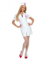 Déguisement infirmière robe courte sexy femme