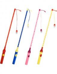 Lanterne électronique sur bâton multicolore
