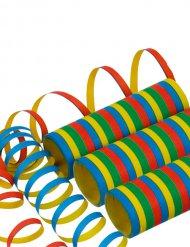 Rouleau serpentin multicolore 400 x 0.7cm