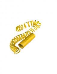 Rouleau de ruban doré 400 × 0,7 cm