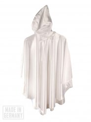 Cape de fantôme enfant blanc Halloween