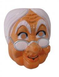 Masque de vieille femme adulte