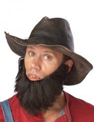 Barbe de fermier marron