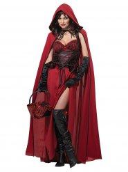 Déguisement Petit Chaperon Rouge maléfique Halloween