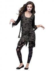 Déguisement zombie Halloween femme
