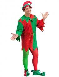 Déguisement Elfe de Noël homme