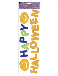 Stickers gel Happy Halloween