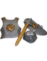 Kit accessoires de chevalier Moyen-Âge enfant