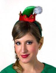 Mini bonnet d'elfe du Père Noël