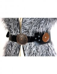 Ceinture Viking marron
