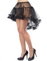 Jupon burlesque noir femme