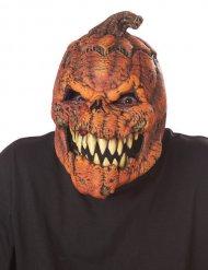 Masque articulé citrouille terrifiante ani-motion™ adulte