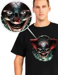 T-shirt clown tueur Halloween