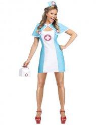 Déguisement infirmière séduisante femme