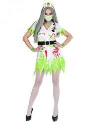 Déguisement infirmière horreur femme Halloween