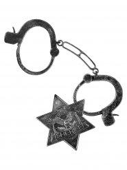Accessoires Shérif noirs