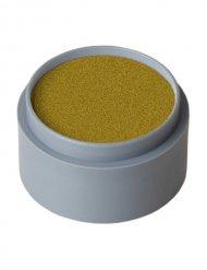 Grimas Aqua Maquillage brillant dorée 15 ml
