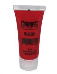 Faux sang rouge Grimas - 8ml